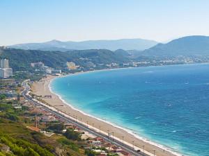 Виндсерфинг в Греции