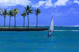 Виндсерфинг на Бали