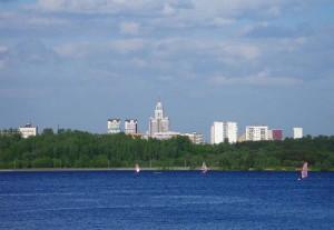 Виндсерфинг в России