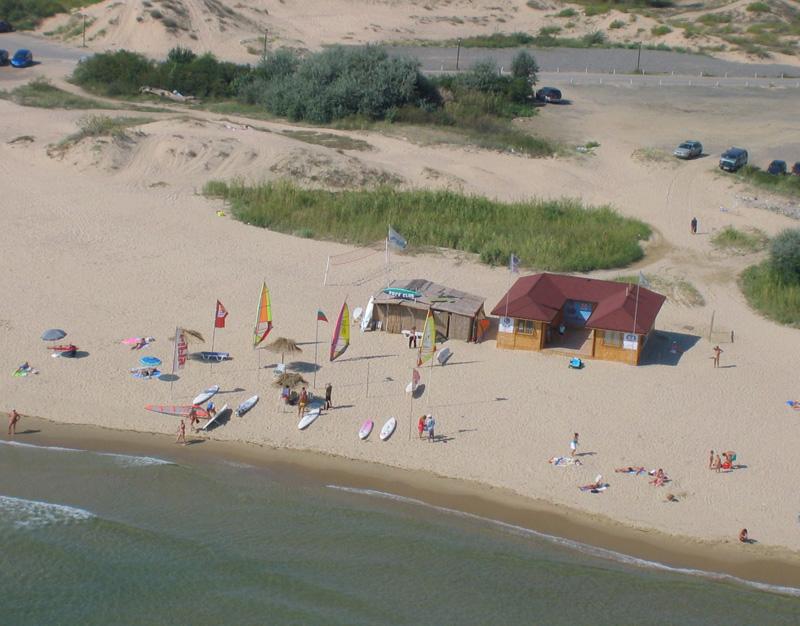 Пляжи для виндсерфинга в Болгарии