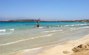 Прокат виндсерфинга на острове Парос, Греция