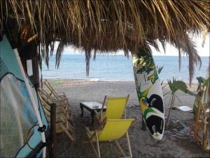 Прокат виндсерфинга на острове Кос, Псалиди