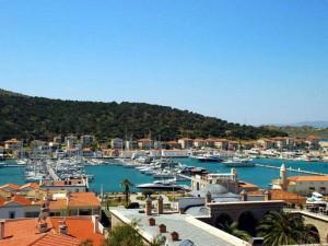 Виндсерфинг в Турции: на берегу Илиджа