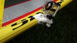 Крепление TrickCam GoPro для виндсерфинга
