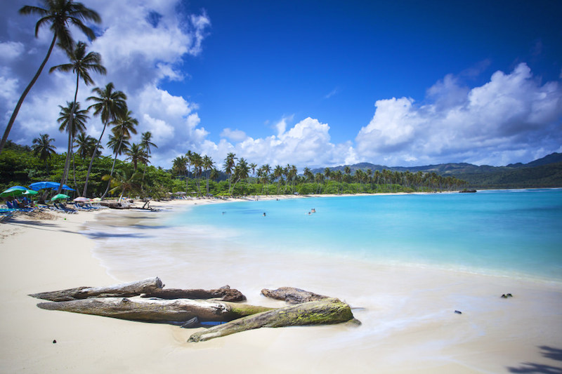 Катание на виндсерфинге в Доминикане